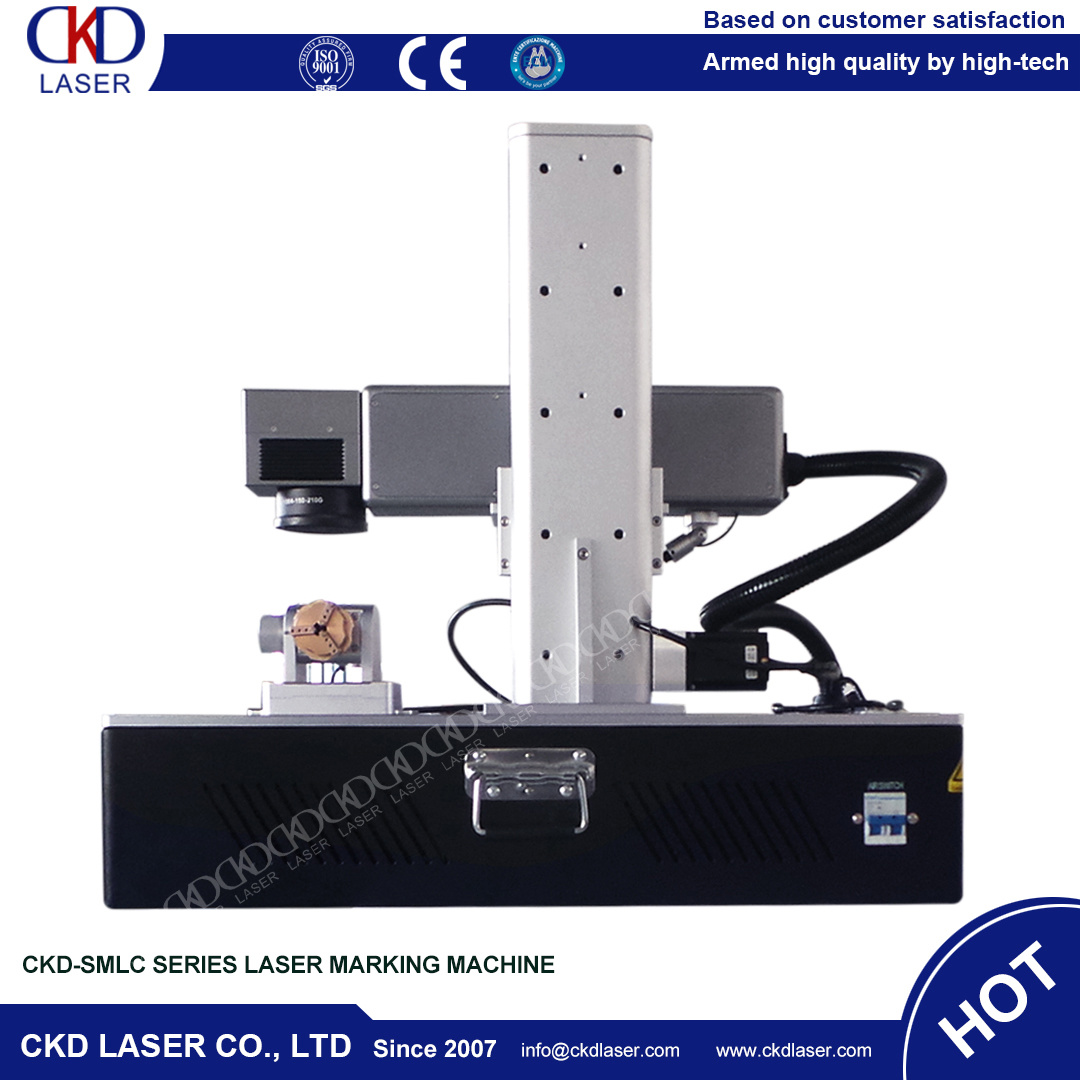 Small Sealing Fiber Laser Marking Machine