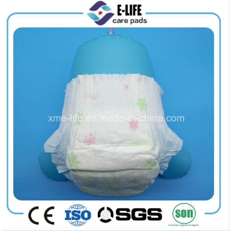Hot Cheap PE Tape Baby Diaper Manufacturer