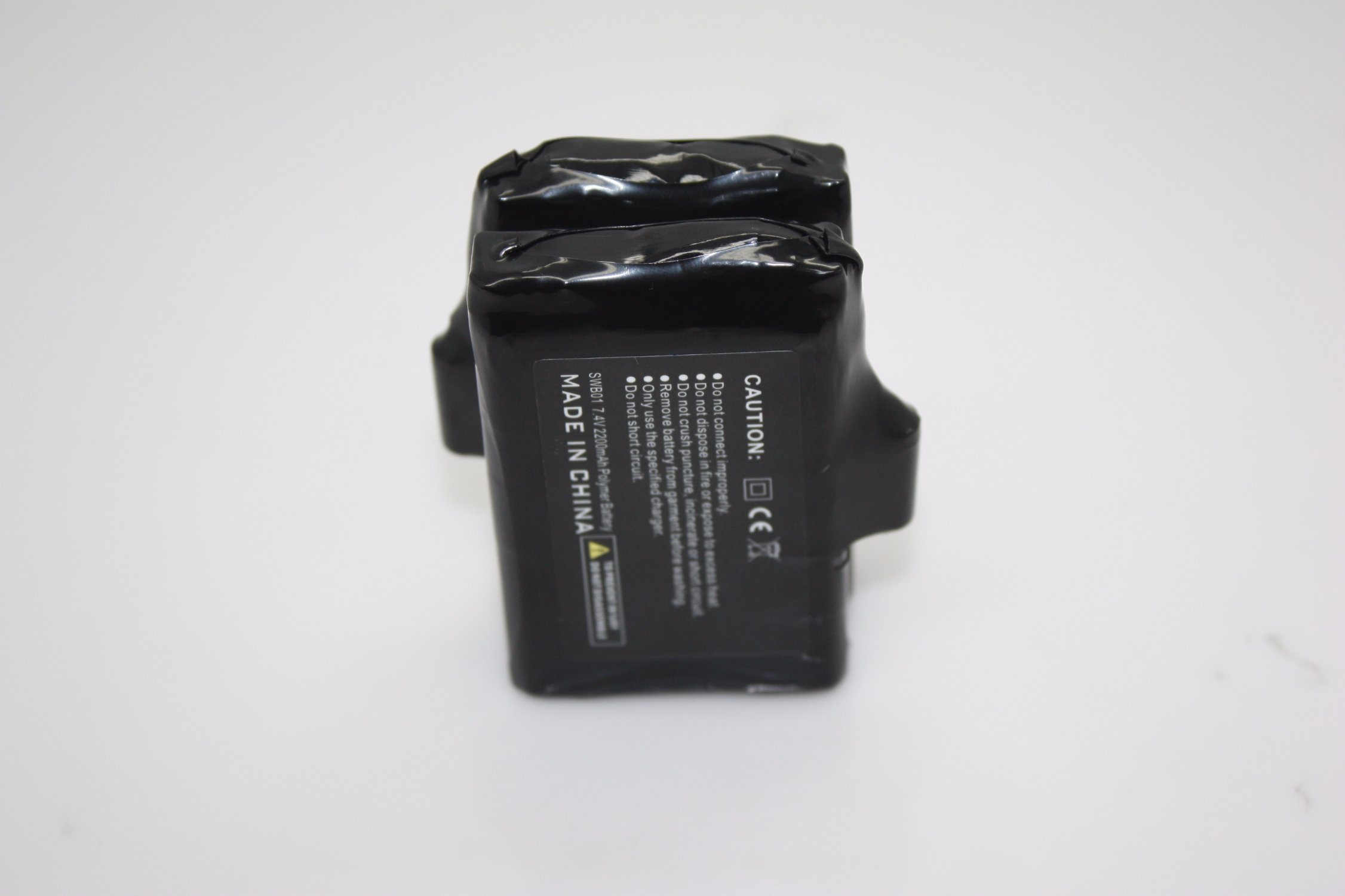 7.4V, 2200mAh Battery for Heated Glove(GB-2000)