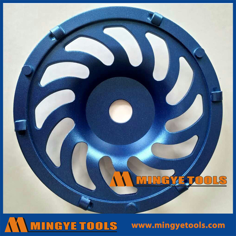 PCD Cup Wheels /Grinding Cup Wheel for Epoxy Floor