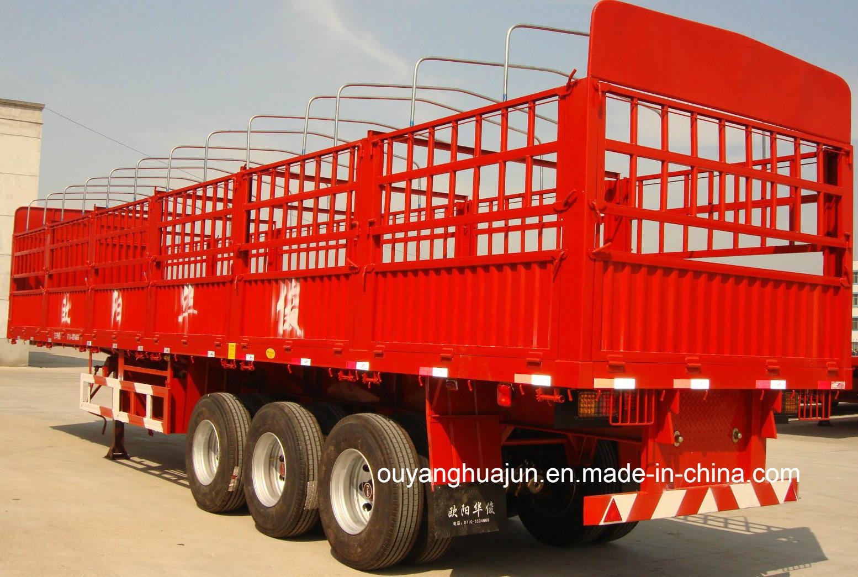 Gooseneck Stake Semitrailer