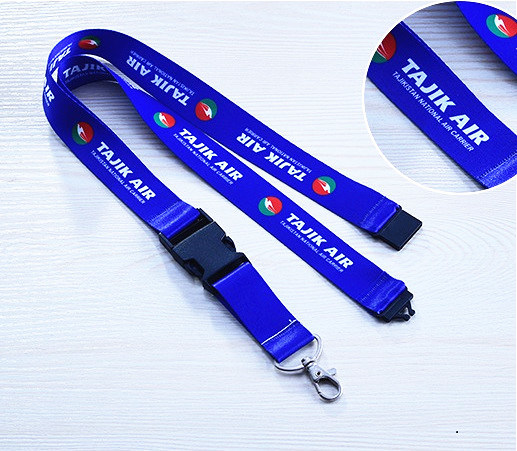 Custom Printed Polyester Lanyards for Promotion Gift (LY-001)