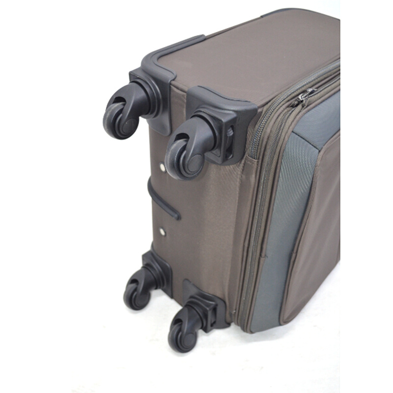 Chubont Hot Sell Removable Spinner Wheels Laptop Trolleycase for Business