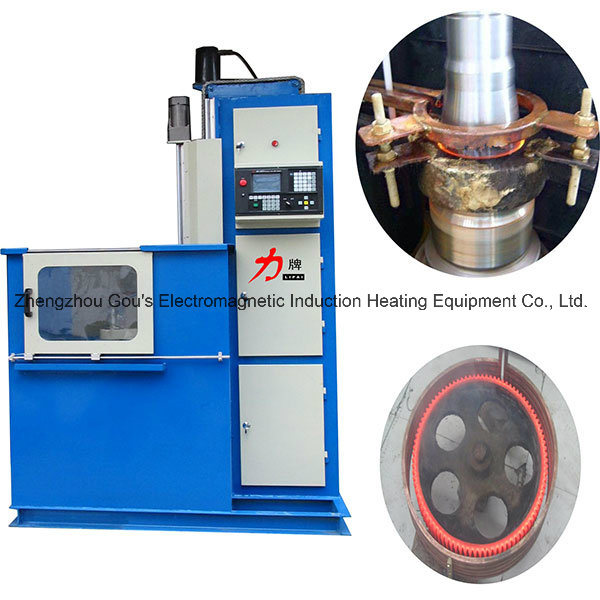 Shaft/Gear Induction Heating CNC Quenching Machine Tool