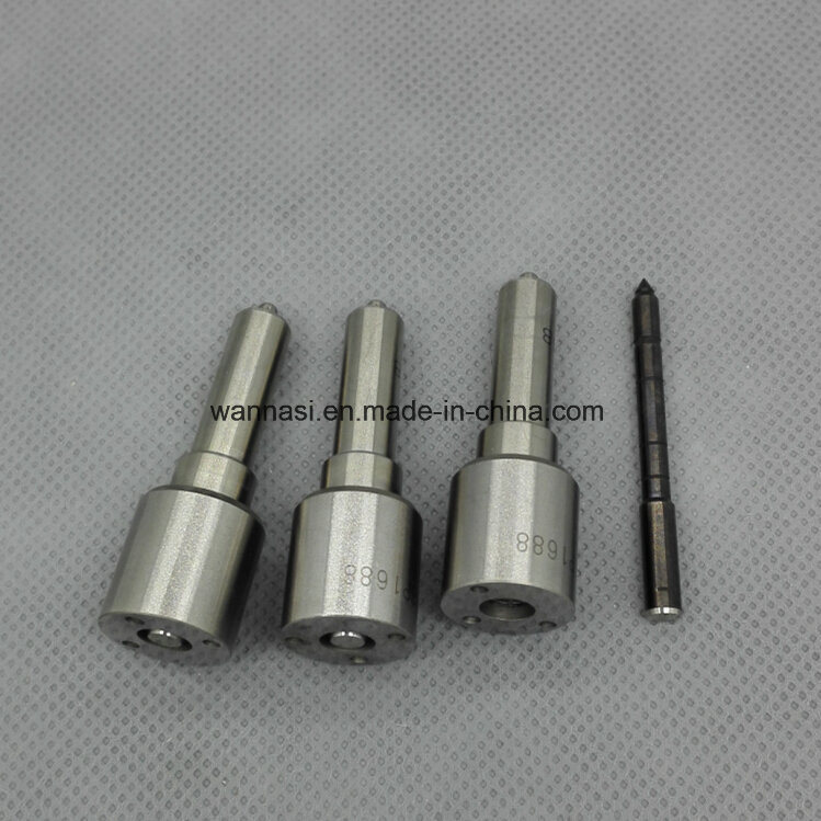 Diesel Dlla145p875 Black Coating Needle Denso Nozzle for Common Rail Injector 093400-8750