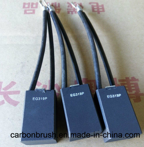 China national grade high quality Carbon Brush EG319P for DC Motor