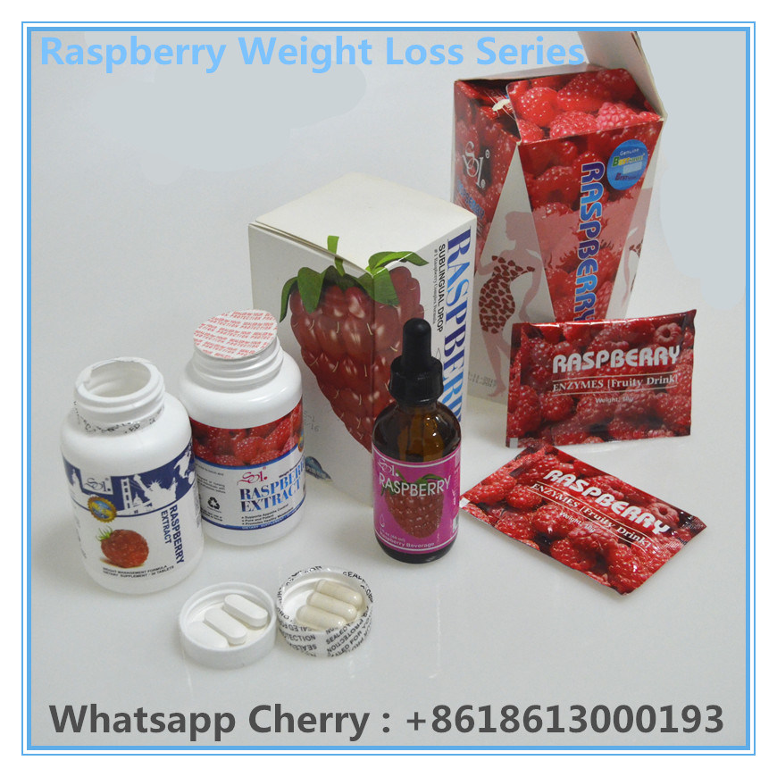 Raspberry Series Weight Management Products