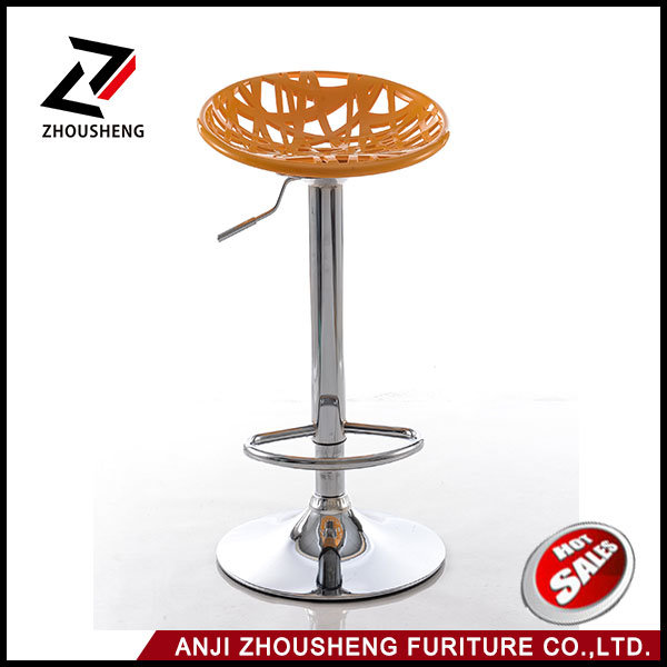 Bird Nest Design Colorful Bar Chair Adjustable Swivel Bar Stool