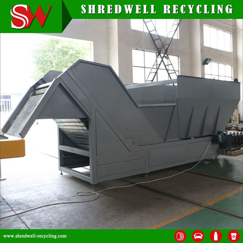 Tire Loader for Feeding Used Tyre