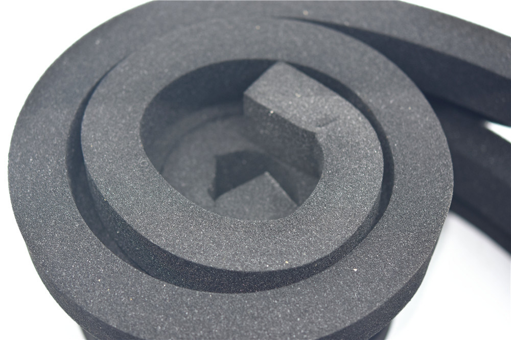 Acrylic-Modified Asphalt 25mm Expanding PU Foam Tape