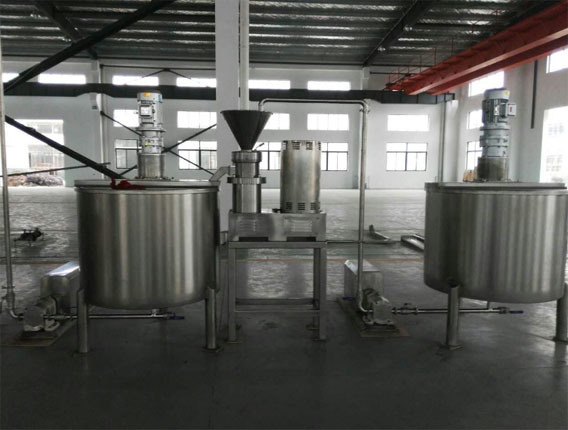 China Best Nutritional Cereals Baby Powder Production Line