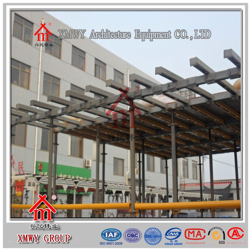 Q235 Metal Slab Formwork Steel I Beam for Concrete Brace