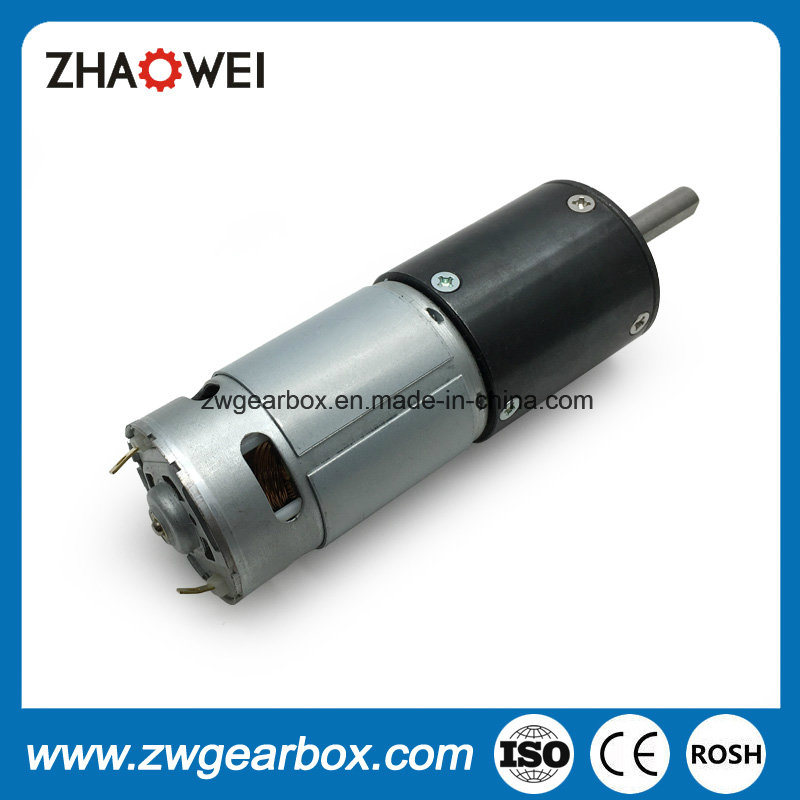 38mm 12V DC Low Speed Micro Planetary Geared Motor