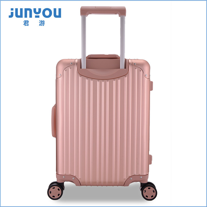 Good Quality New Design 20 24 Inch Aluminum Frame Luggage