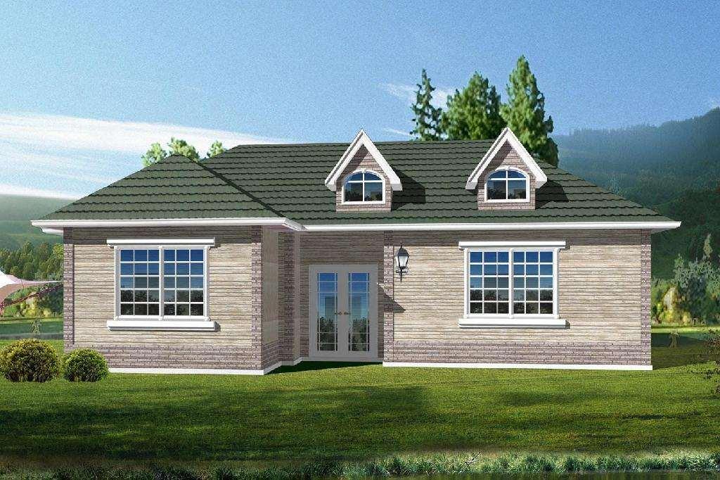 Green Environmental Prefabricated/Prefab Mobile House