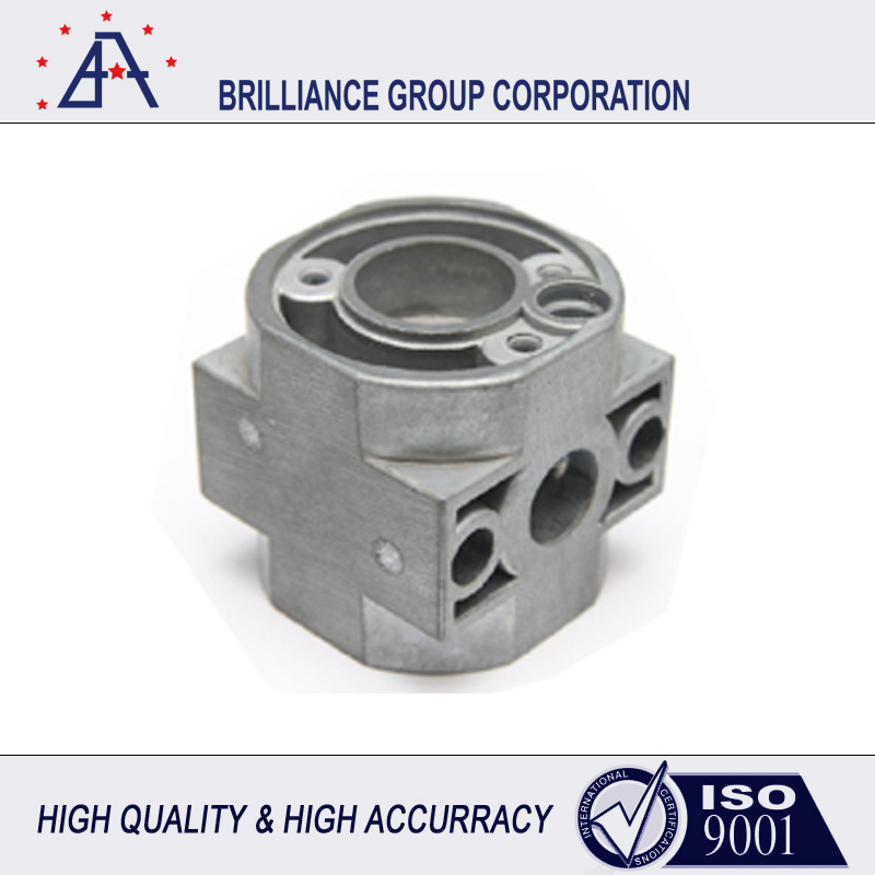 High Precision Connector of Aluminum Die-Casting (SY0004)