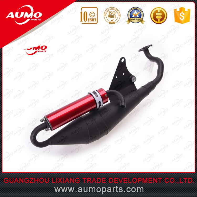 Sport Muffler for Longjia Lj50qt-K Motorcycle Muffler