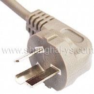 Power Cord Plug (PS-16)