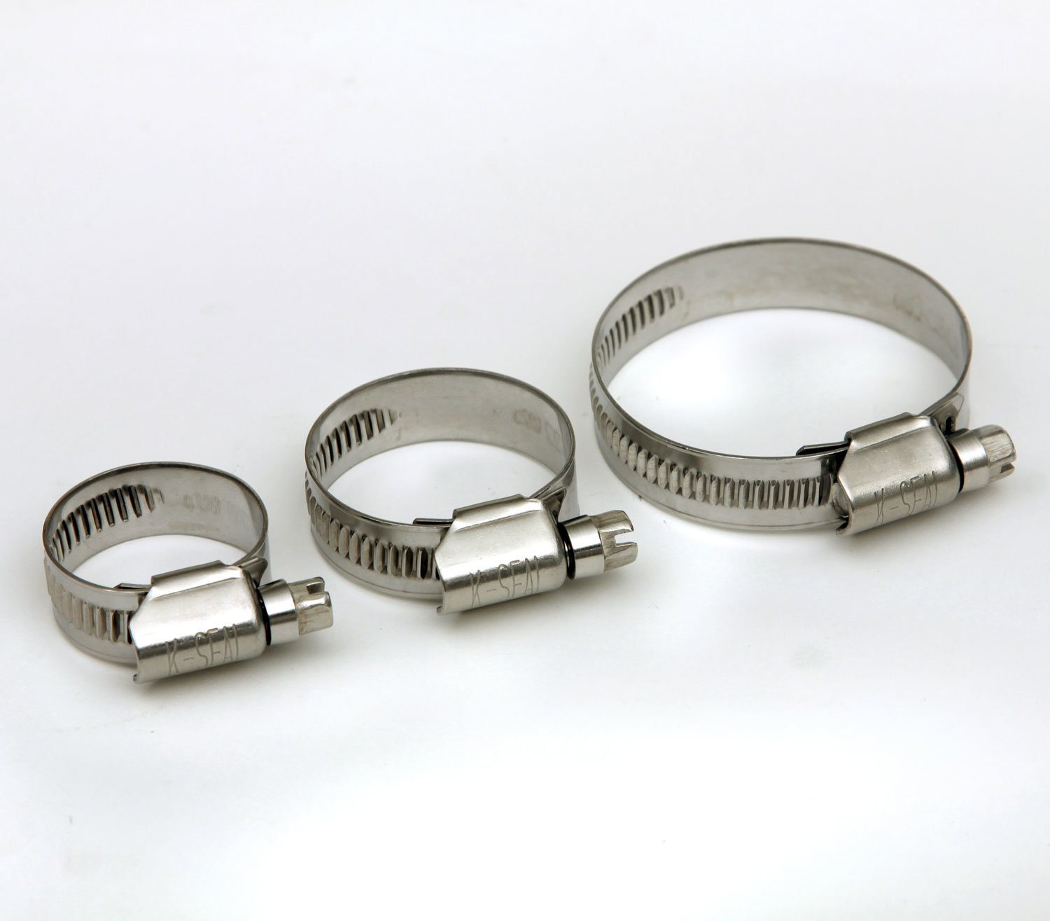 3017 Germany Type Stainless Steel Lock Ring Clamps KEB12X032 Series