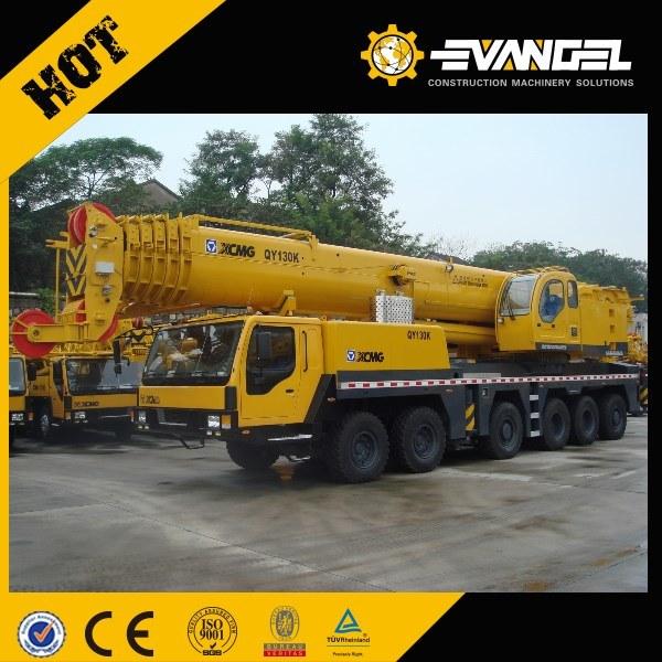 2018 130 Ton Truck Crane Qy130K