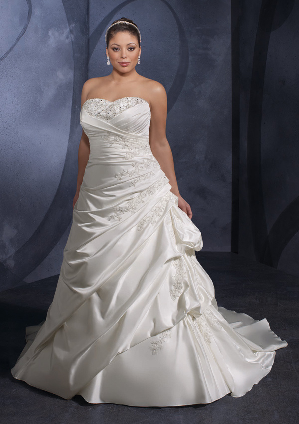 Bridal Gowns For The Plus Size : Plus size wedding dress bridal gowns ps china designer