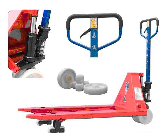 China Hydraulic Hand Lift Pallet Truck (CBY-3T)