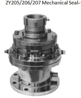 Professional China Manufacturer of Dry Milling Mechanical Seal (212F)
