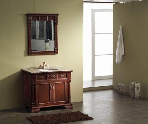 solid wood bathroom vanity cw686cs china bathroom furniture