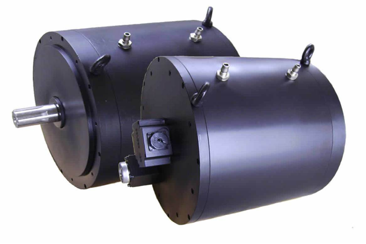 Big Torque Servo Motor Gz6 Series China Servo Motor