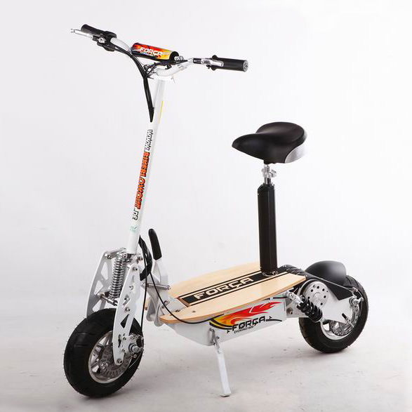 China Electric Scooter Green 01-48V 1300watt Big-Turbo
