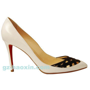 These chic shoes too are part of the Living Fancy collection 800 NS