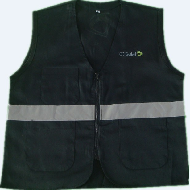 Custom Cheap Work Vest Garment