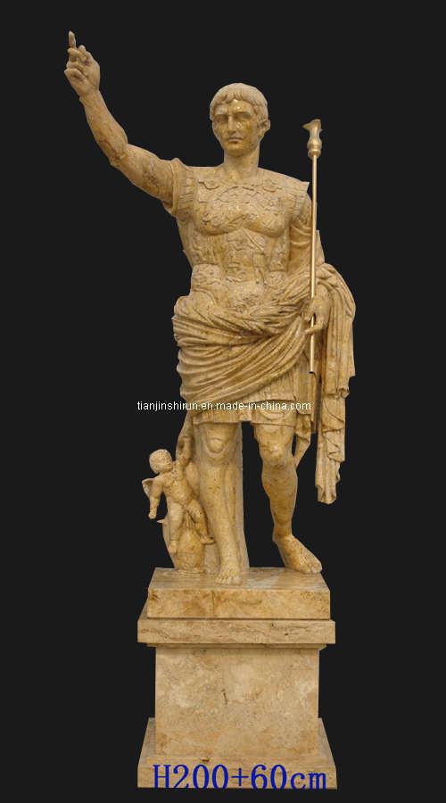 Marble Statue (STT035)