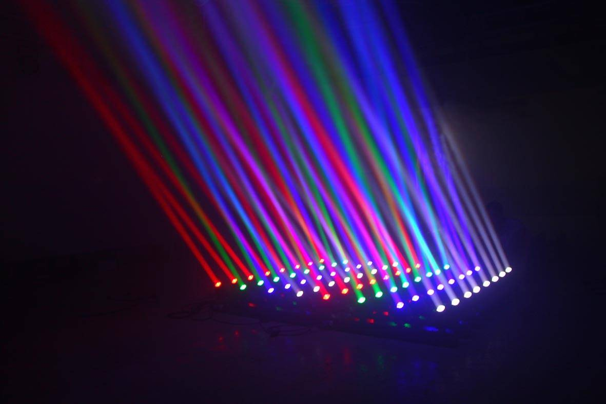4*40W LED Beam Moving Head for Stage Disco (HL-18BM)