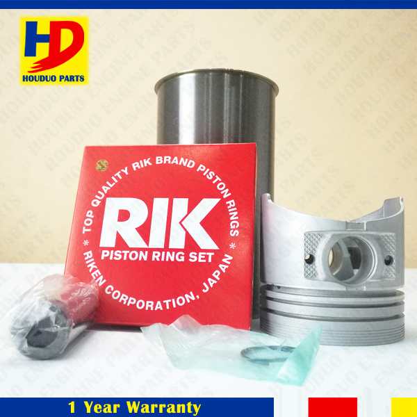Diesel Engine Piston for Engineering Machinery Machine