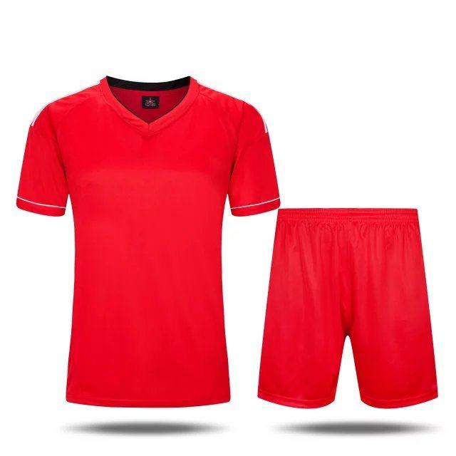 Newest Club Kids Soccer Uniform Set/Football Jersey Design