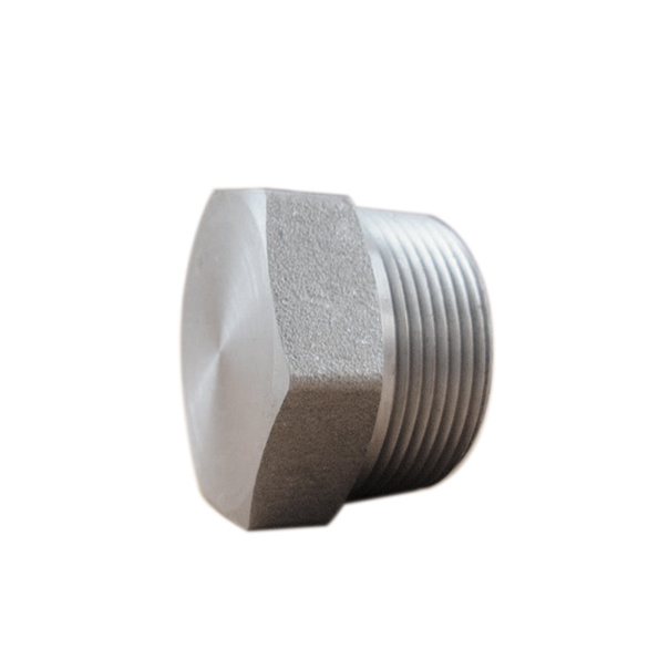 China high pressure pipe fitting hex head plugs