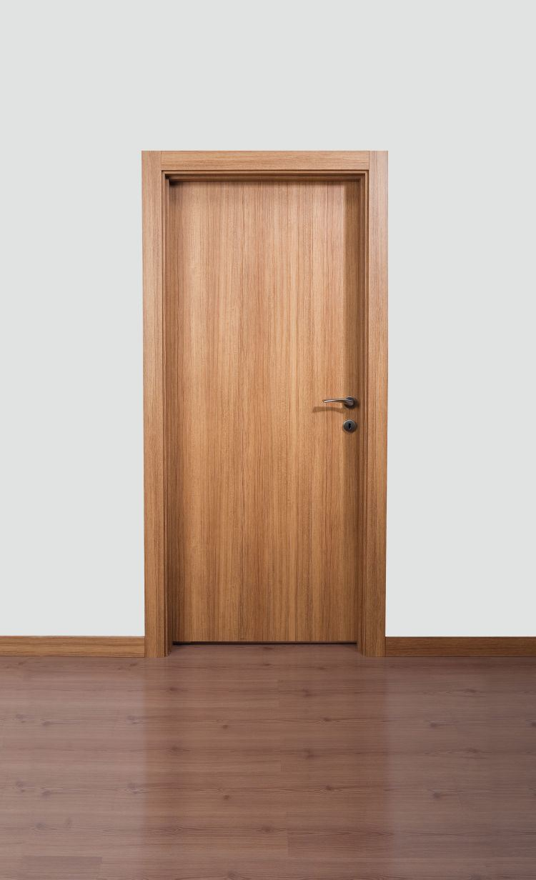 Wooden Internal Doors With: China Interior Wooden Door (HDC 032)