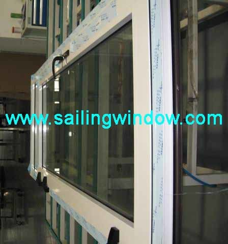 Aluminium Door - Swing in Door