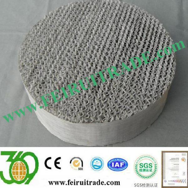 Ss 304 Wire Mesh Structured Packing