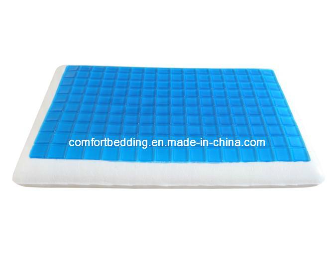 Gel Get Cool Memory Foam Pillow (KFT-C02)