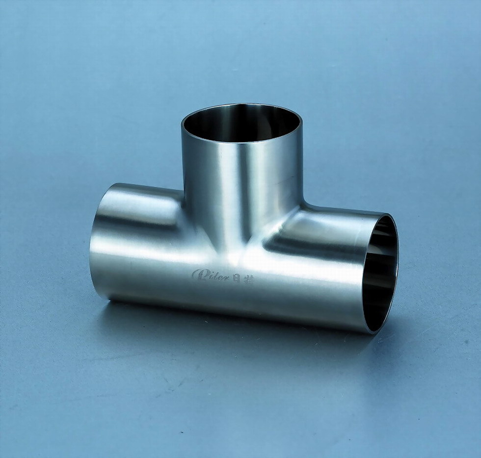 China pipe tee stainless steel