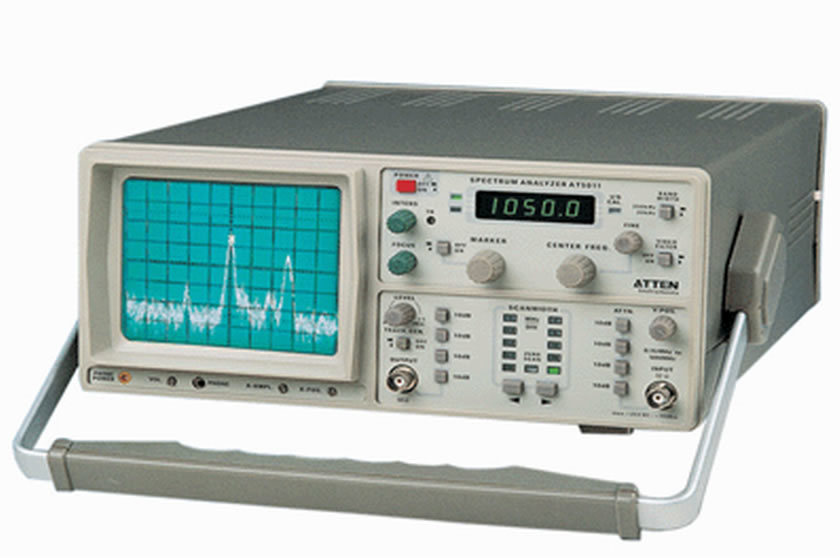 How to use a Spectrum Analyzer Using a Spectrum Analyser Radio
