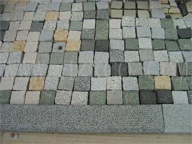 G684/China Black Granite/Black Basalt/Granite Paving Stone/Natural Stone/Granite Cobble/Paver