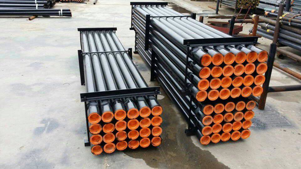 Friction Welded DTH Drill Rod Pipe Drill Tube for DTH Drilling