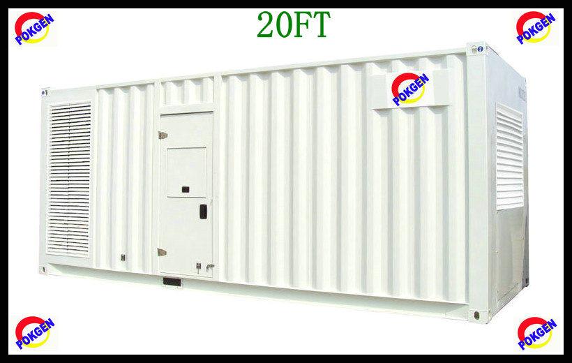 Cummins Container Generator Set