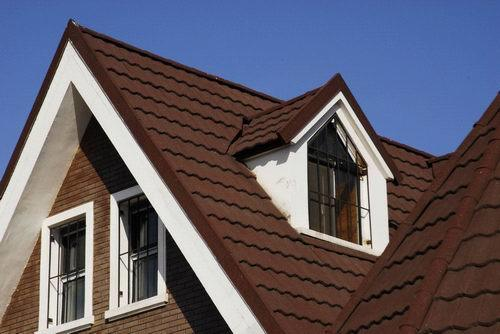 ALLMET Roofing Products - Stone Coated Steel Roofs