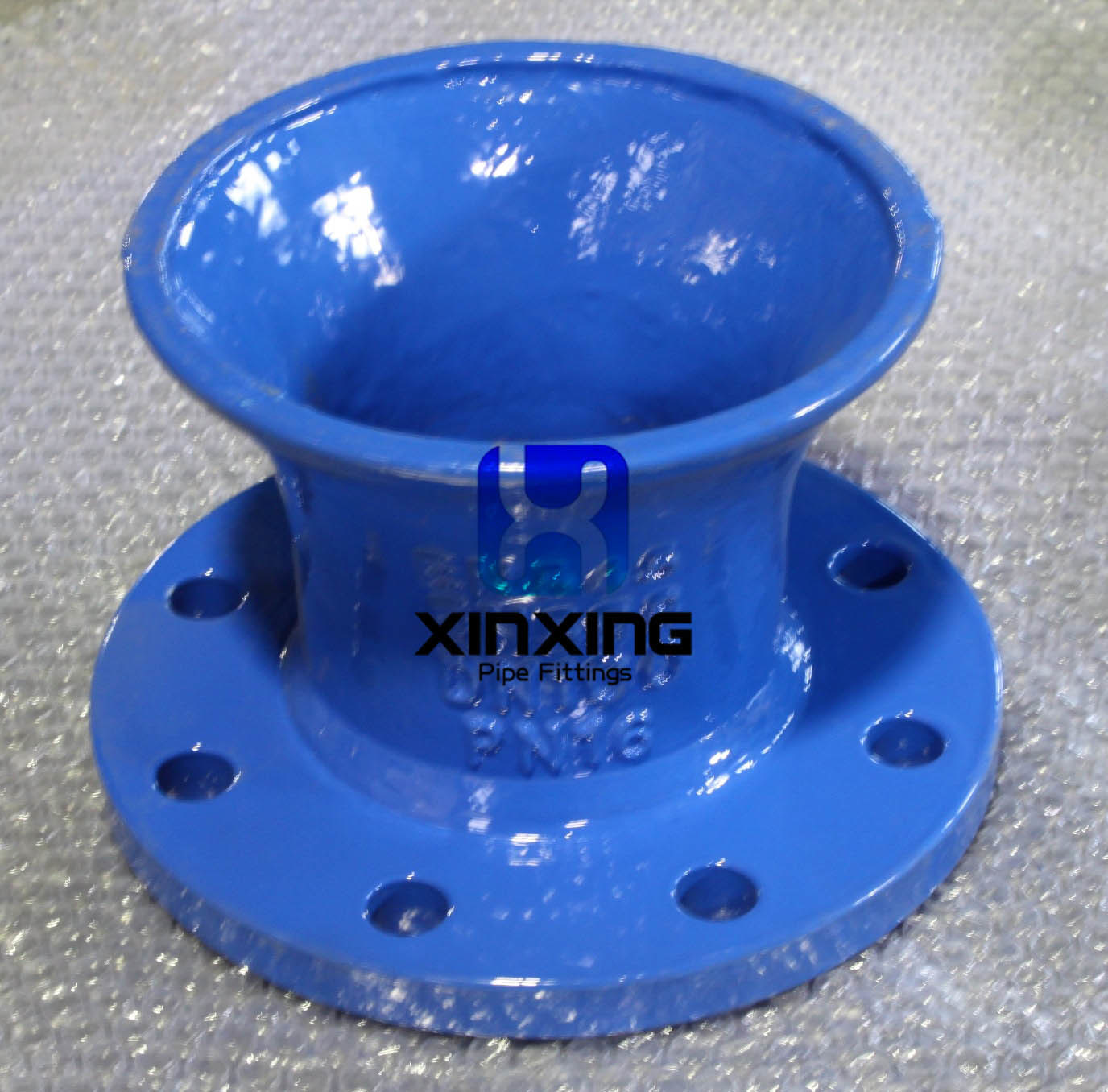 China flanged bellmouth ductile