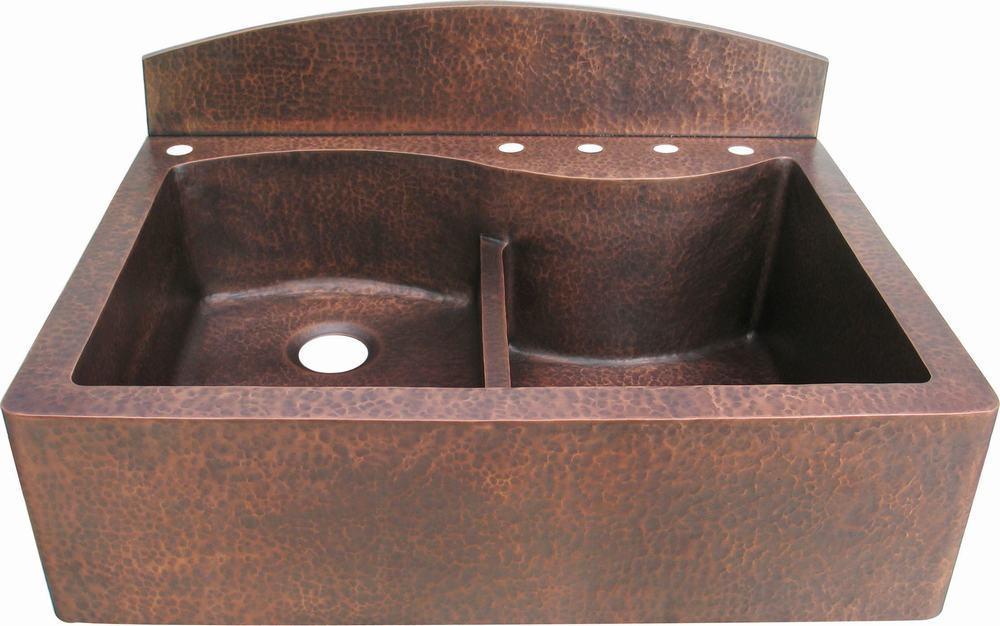 vier antique viers de cuivre ckd36268 10 lha lh ces s. Black Bedroom Furniture Sets. Home Design Ideas