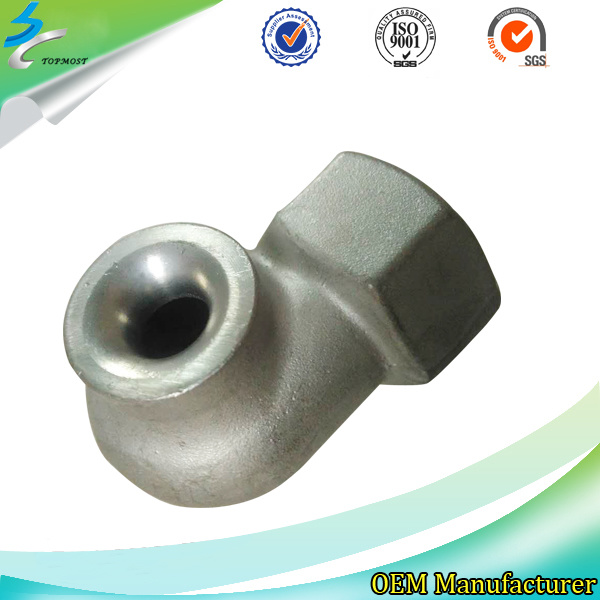 Customized Lost Wax Stainless Steel Swirl Nozzle